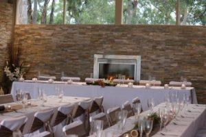 sit down wedding venue