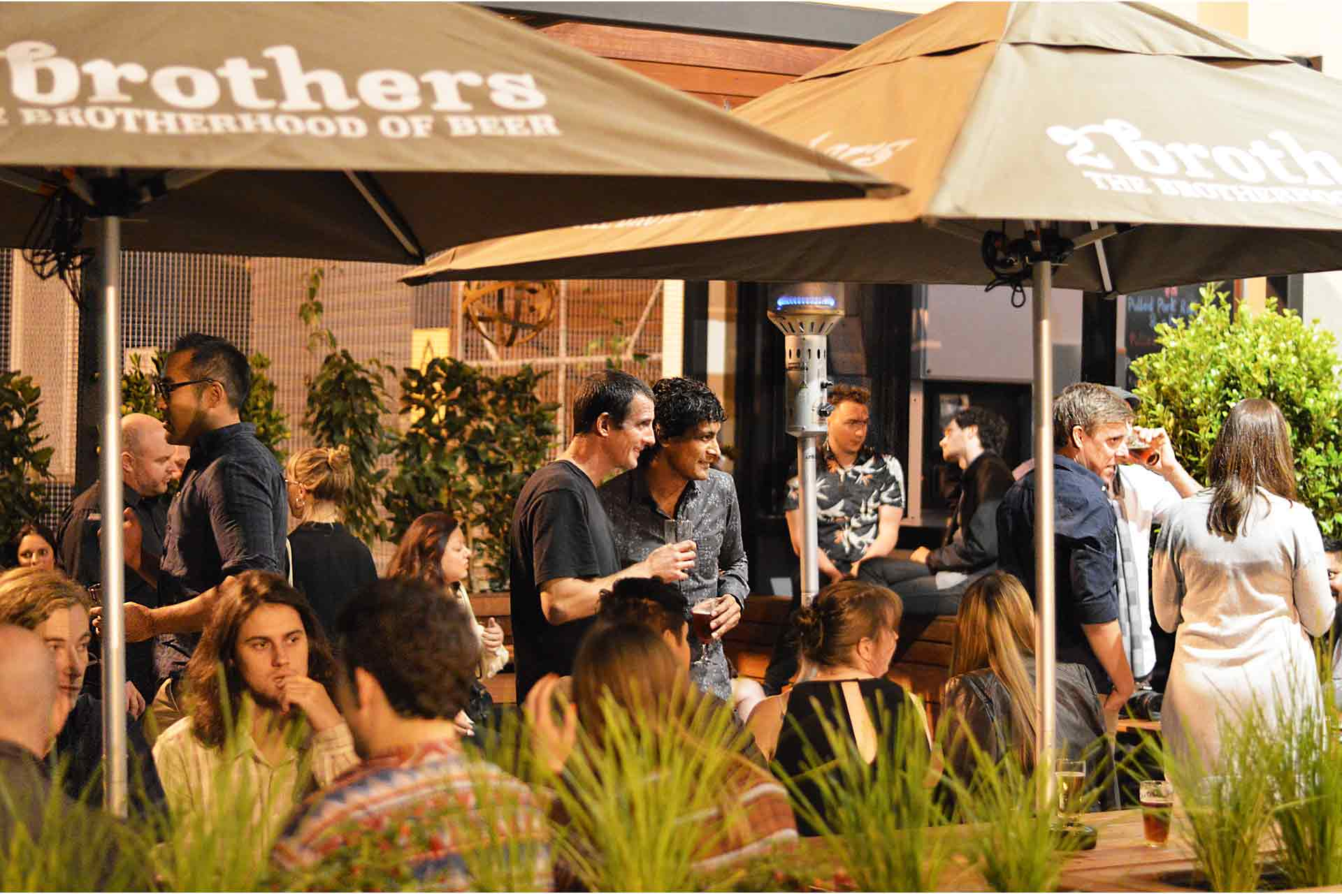 2 Brothers Brewery Venue Hire Melbourne