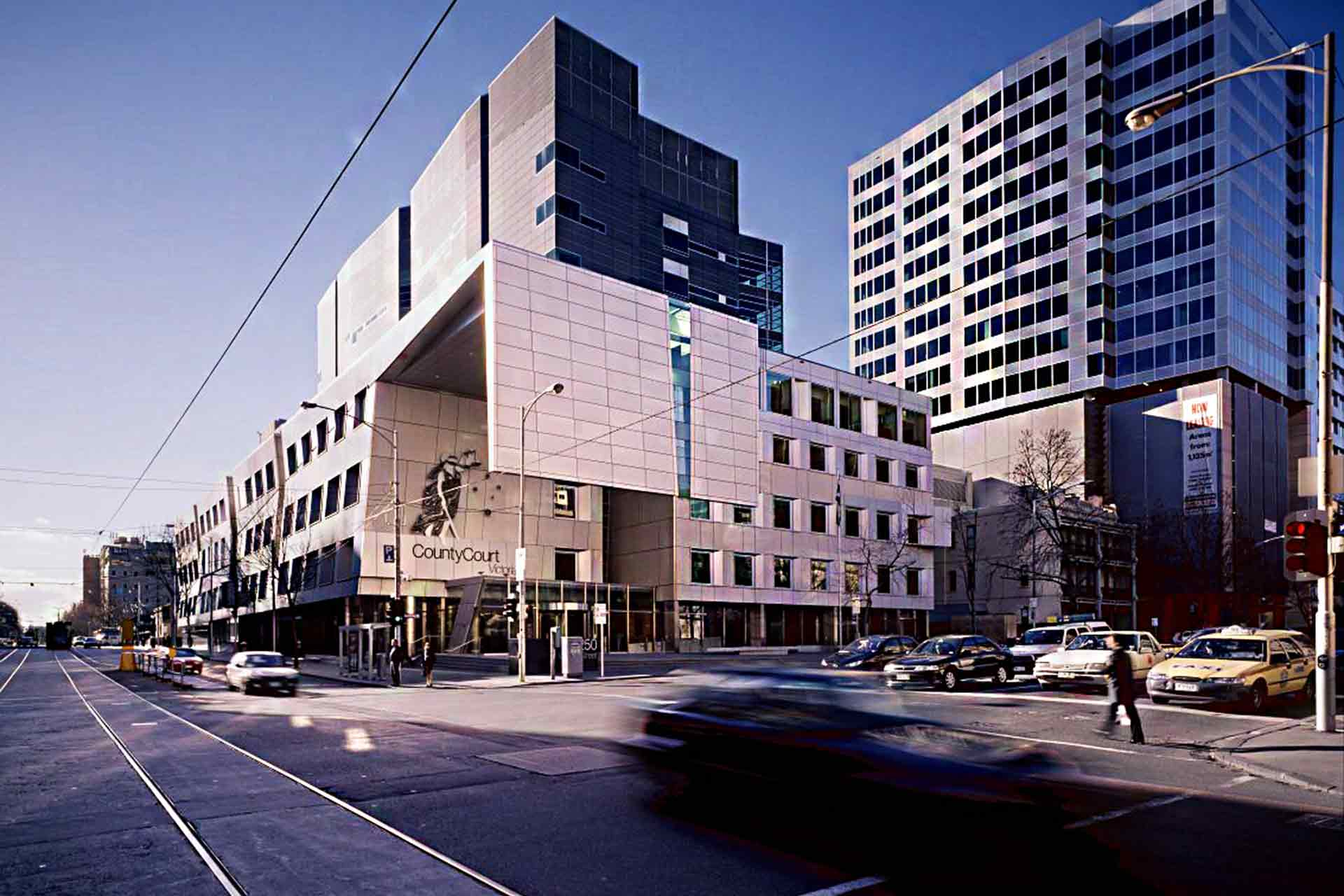 Melbourne County Court Venue Hire