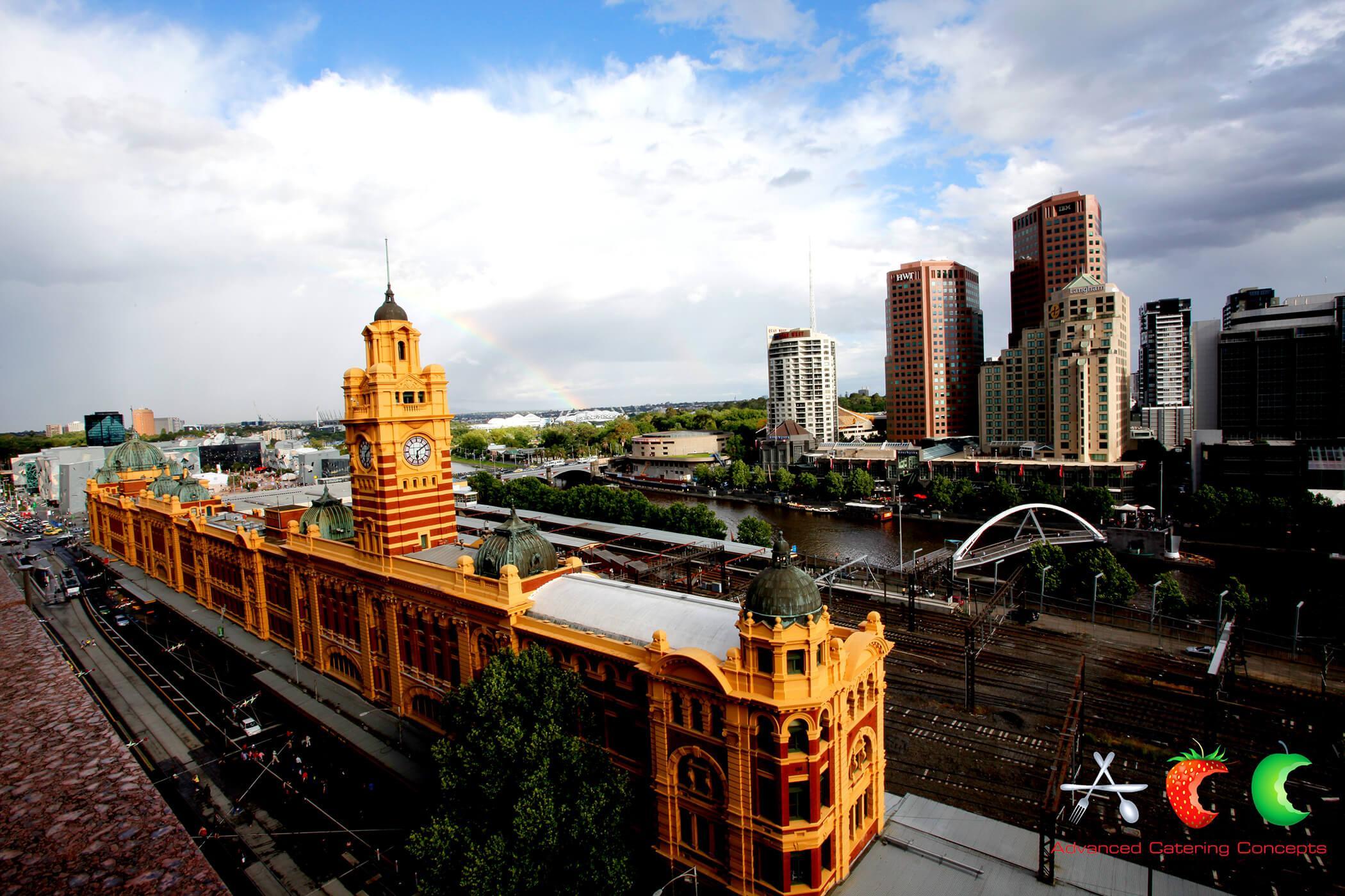 Skyline Melbourne CBD Venue Hire