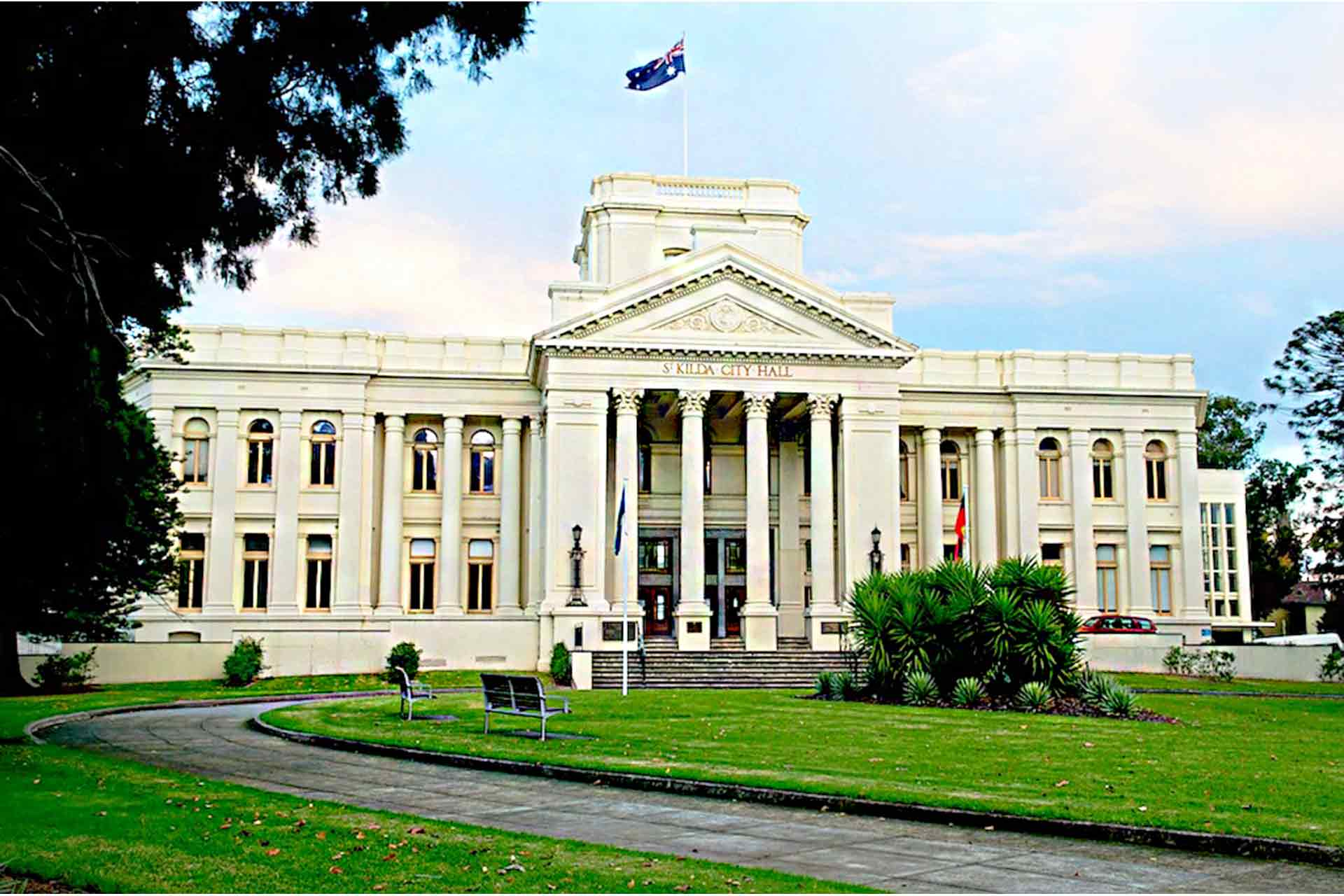 St Kilda Town Hall Venue Hire