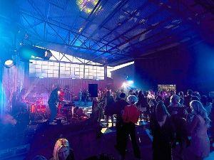 The Warehouse Room - The Timberyard Melbourne Venue