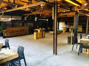 The Workshop Inside The Timberyard Melbourne