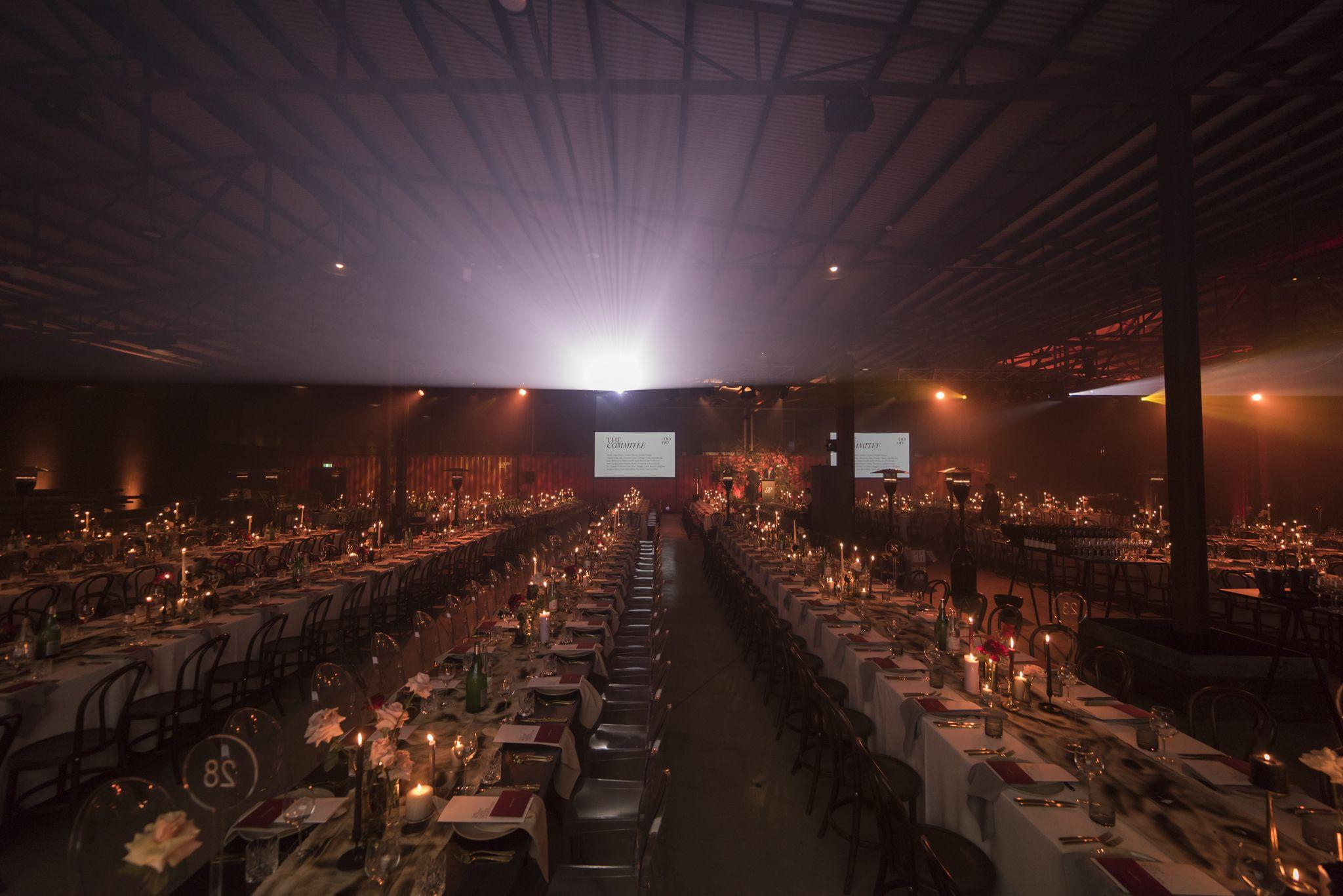Melbourne Venues - The Timberyard