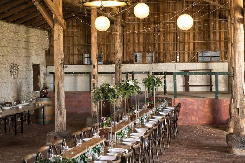 Warrawong Woolshed Party Hire