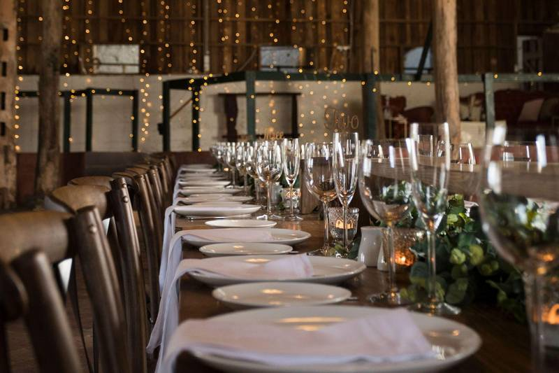 Warrawong Woolshed Venue Hire